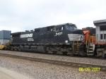 NS C40-9W 9407