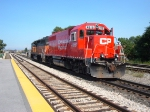 CP 4616 & SOO 2057 (Wrightwood Station)