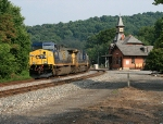 CSX Q411