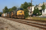 CSX Q401
