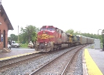 BNSF 685 on the lead of Q261
