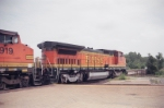BNSF 535