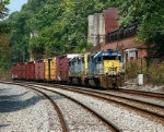 CSX D721