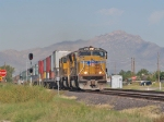 UP 4038 heads an EB doublestack
