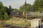csx 710 on T135