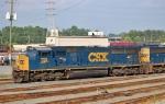 CSX 729
