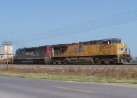 Southbound Intermodal With an Unpatched SP