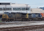 Eastbound KCS Intermodal