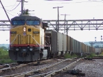 Southbound Loaded Coal Train DPU