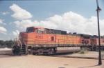BNSF 4063