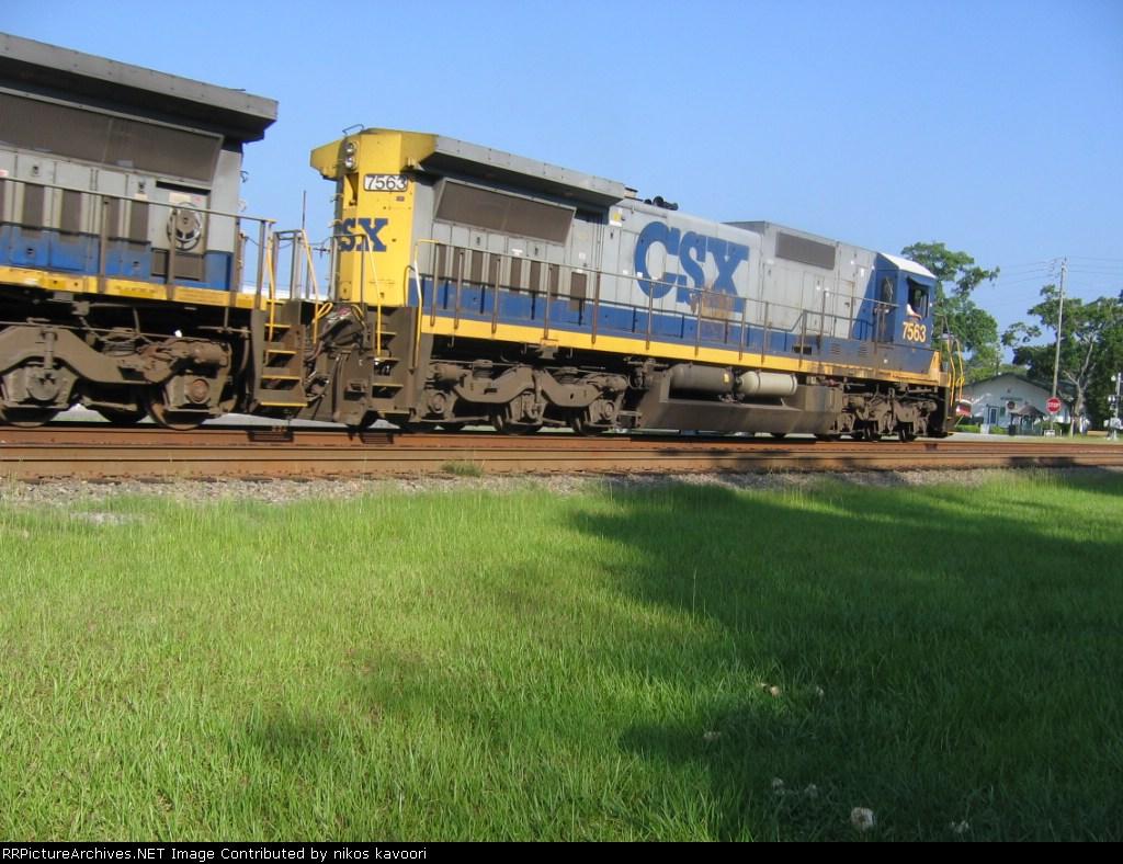CSX 7563