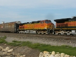 "BNSF 4444 ""FOUR OF A KIND"""