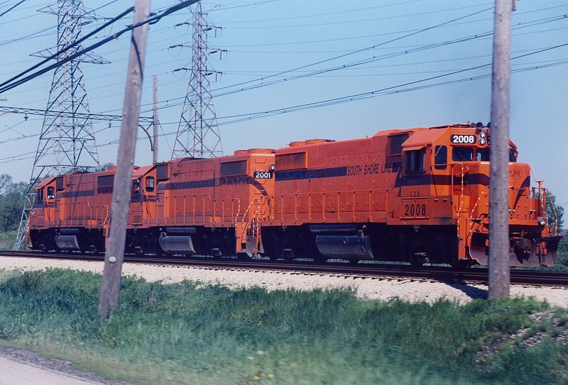 South Shore engines