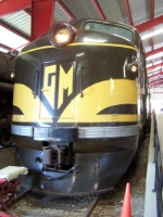 EMDX 103 FT Demonstrator