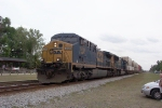 CSX 5109 on Q120 heading north