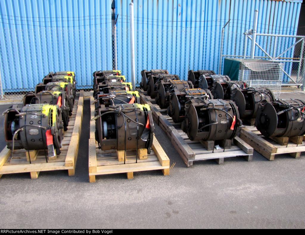 LIRR traction motors