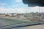 BNSF yard and turntable