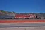 ATSF 92032 covered rail (?)