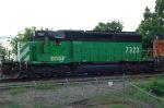 BNSF 7923
