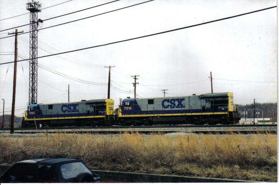 C30's at Richmond