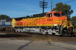 BNSF Highlights the day