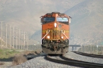 BNSF 4103 outside of Monolith