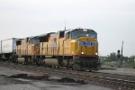 2 UP SD70M's lead a Hot Z Train
