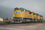 4 ACe's head up an Intermodal