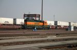 Ex-CN BNSF 7320 on Yard Service