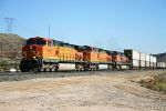 BNSF 4445 by summit