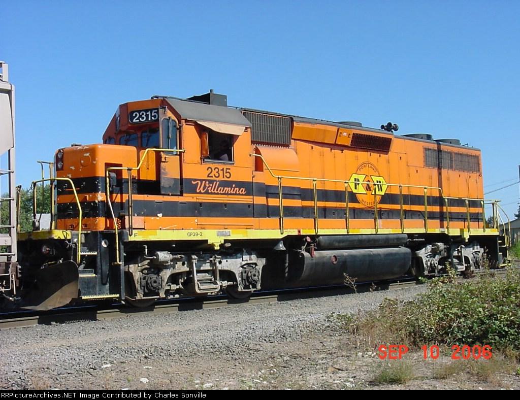 PNWR 2315