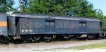 ex-Boston & Maine Baggage Car #304