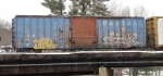Boston & Maine Boxcar #3276