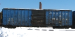 Boston & Maine boxcar #3330