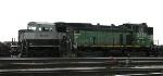 BNSF 9458 & BNSF 3418