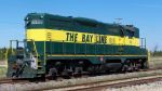 Bayline 512 (GP9), used to work chip mill