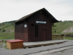 The Friends of the Cumbres and Toltec did a nice job restoring this building,