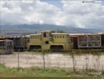 #174 Navy ammunition switcher, Pearl Harbor