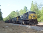 CSX 240 on N021 heading south