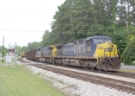 CSX 506 on N153 heading south