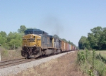 CSX 567 on Q592 heading north