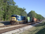 CSX 5902 on A018 heading north