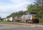CSX 7692 on Q141 heading south