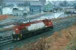 Providence and Worcester Railroad MLW M420R No. 2004