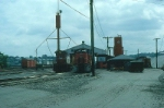Providence and Worcester Railroad Yard and Shops
