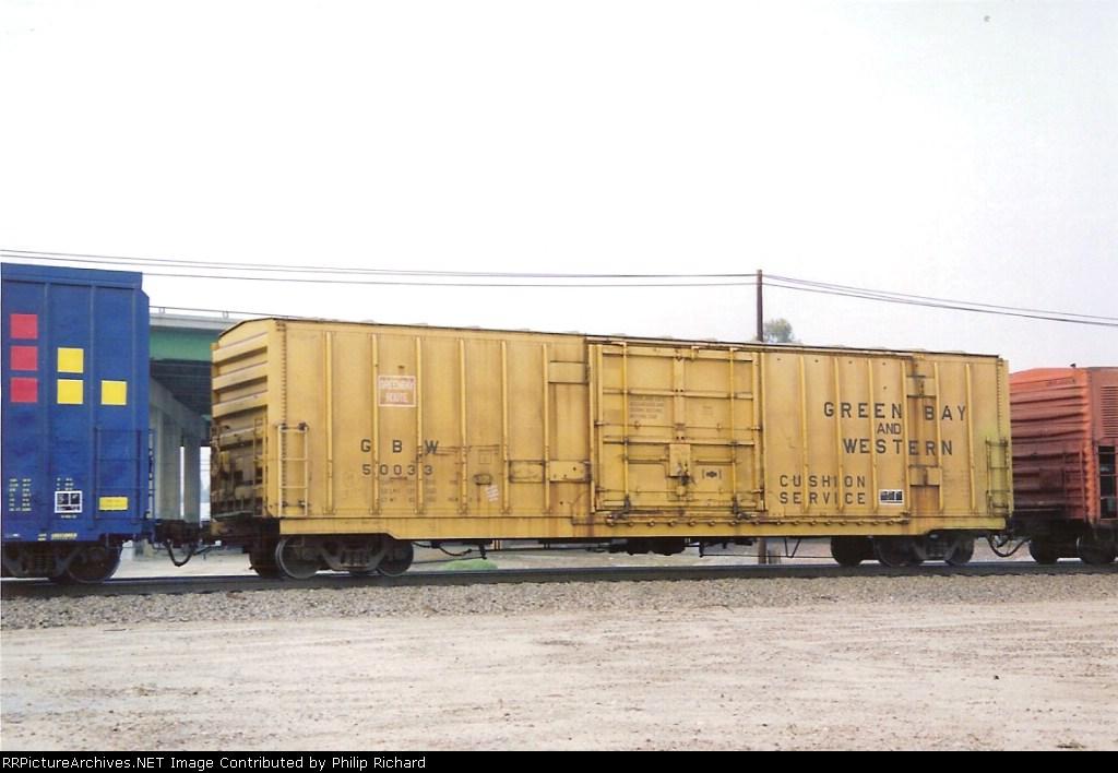 GBW 50033