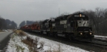 NS Maintenance of Way Train