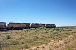 UP 5388 SB to El Paso