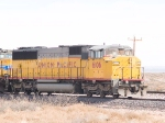 UP 6106 leads a WB autorack at 12:04pm
