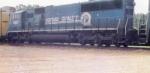 Conrail 5527 SD60M